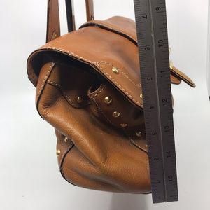 Michael Kors Bags - Michael Kors Brown Leather Cover On Shoulder Bag